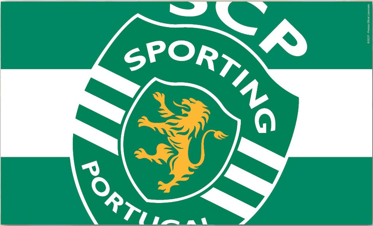 Bandeira SCP Sporting