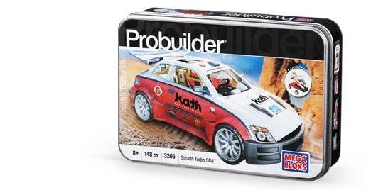 Probuilder Stealth Turbo SRA