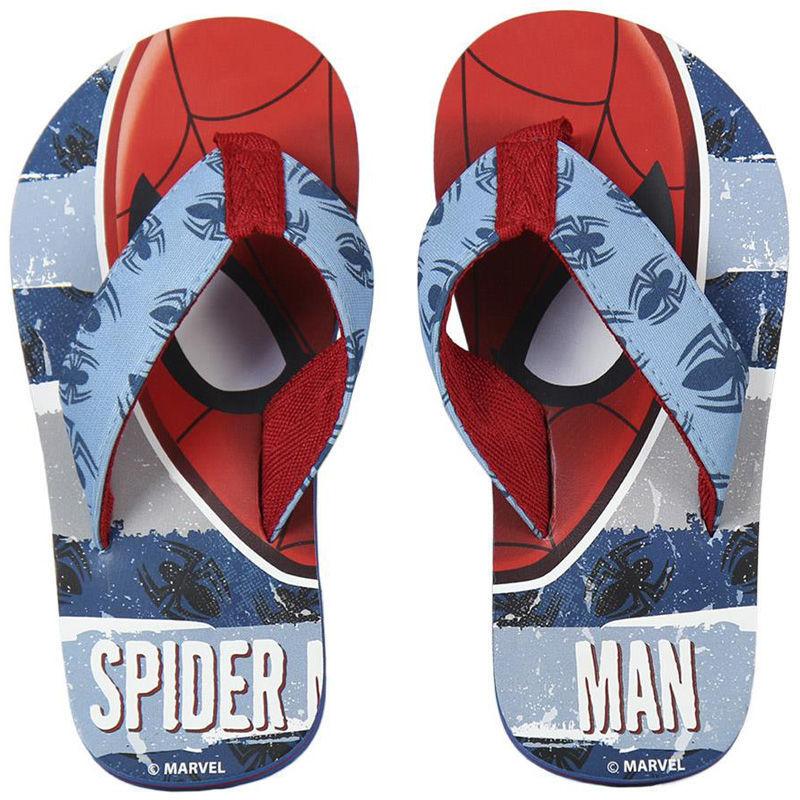 Chinelos de praia Spiderman Marvel Premium