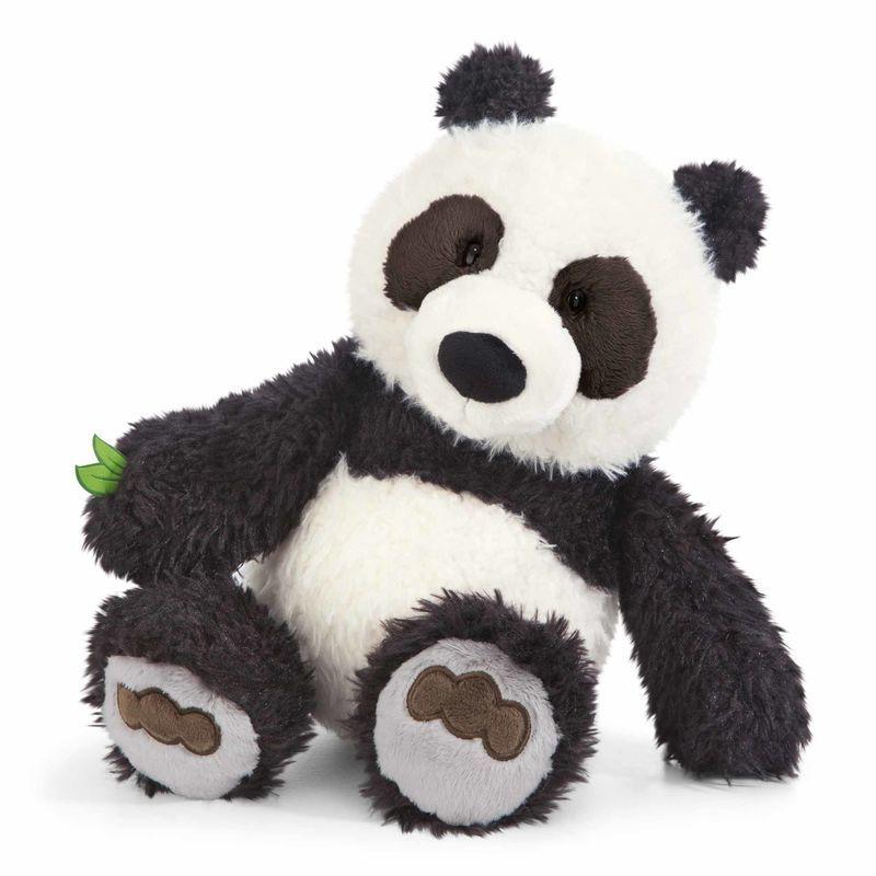 Peluche fofinho  Panda Yaa Boo Nici 35cm