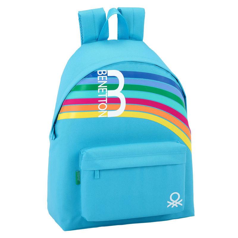 Mochila Escolar Benetton