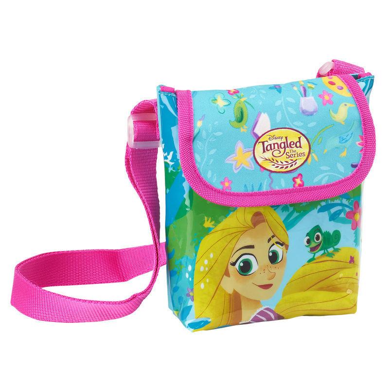 Bolsa Tiracolo Rapunzel Disney 27cm
