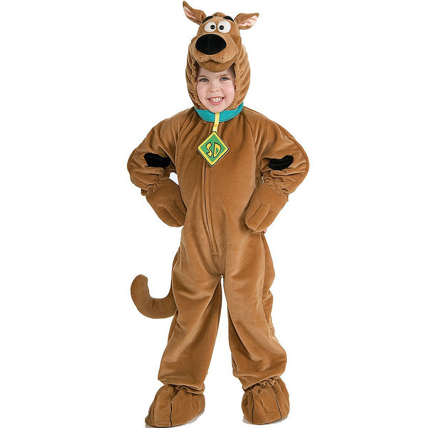 Fato carnaval de Scooby-Doo Deluxe para menino