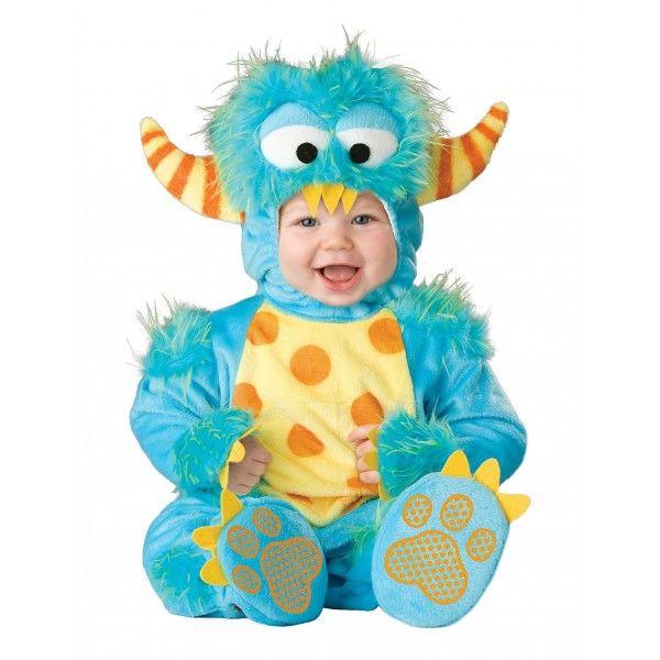 a75352e89 Fato Carnaval de monstrinho para bebé - Deluxe