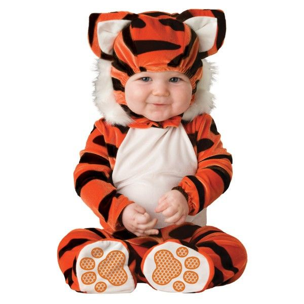 554644cb4 Fato Carnaval de tigre para bebé