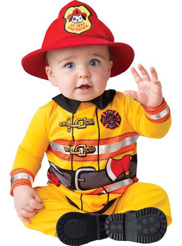 78a462c2ef3b Disfarce - Fato carnaval bombeiro para bebé