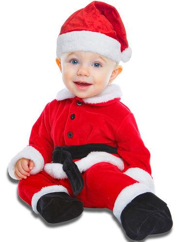 d2bc92e7e436 Fato de Pai Natal para bebé
