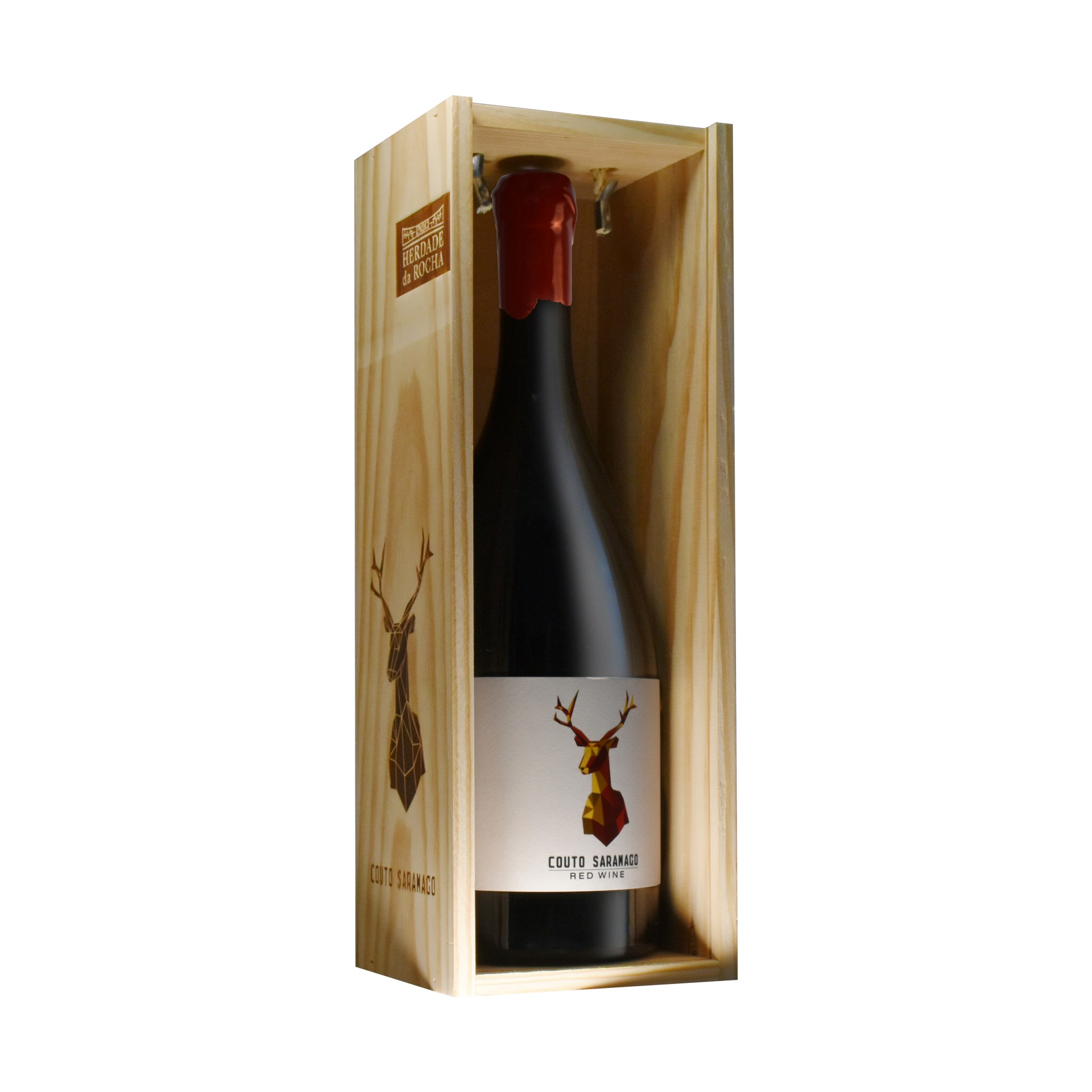 Couto Saramago Red Wine 2015 1.5L